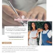 Black Girl Bravado Internship Flyer