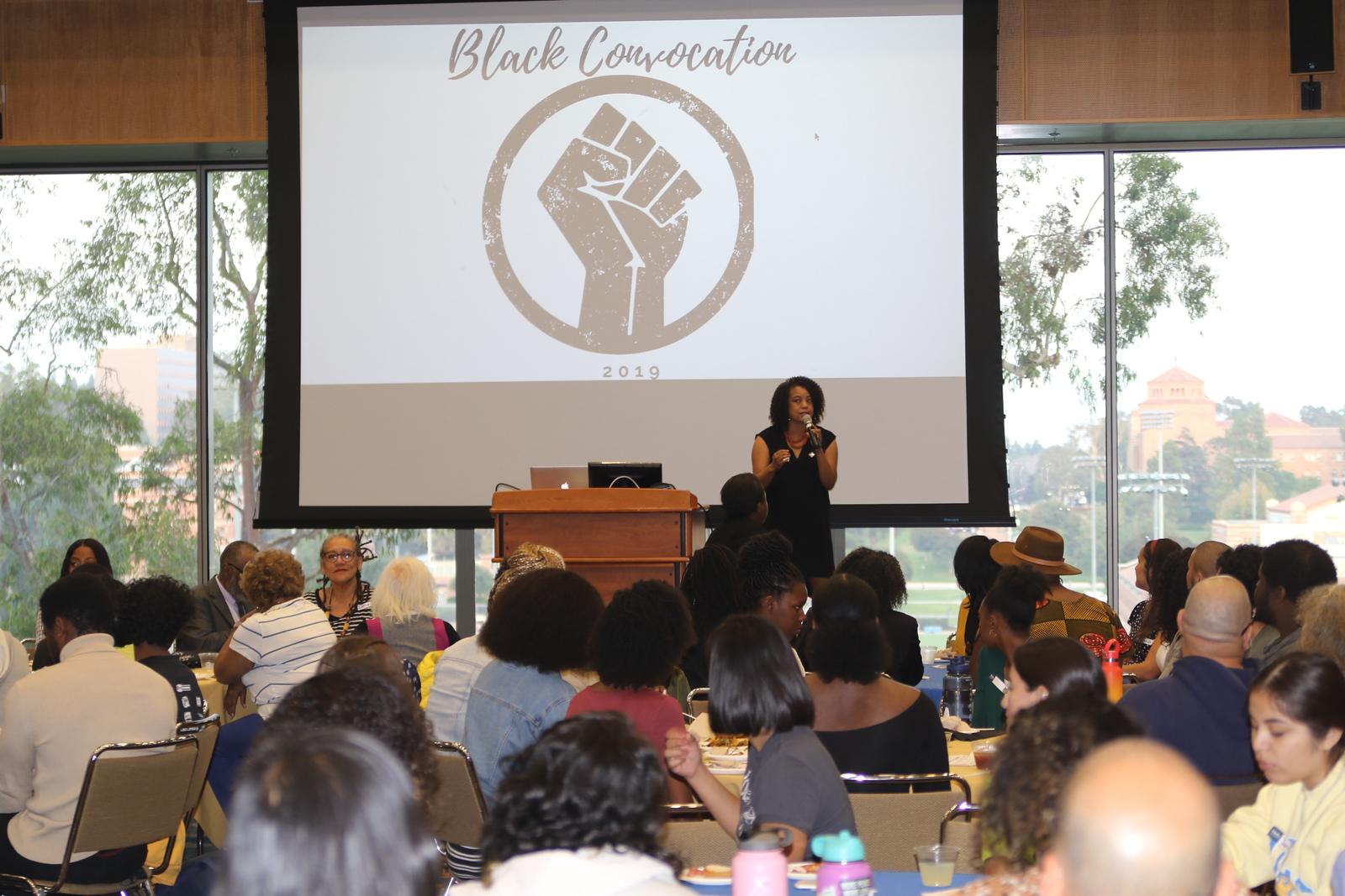 Black Convocation 2019