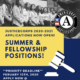 Summer Fellowship Flyer