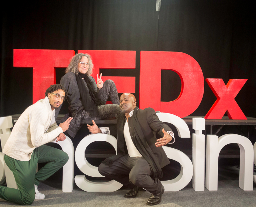 TedX Group Photo