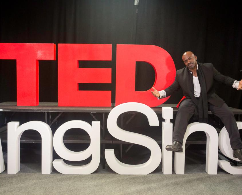 TedX Prof. Bryonn Bain
